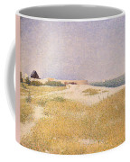 View Of Fort Samson Coffee Mug by Georges Pierre Seurat
