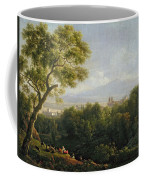 View Of Frascati Coffee Mug