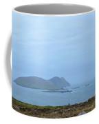 View Of Great Blasket Island Off Of Ireland Coffee Mug