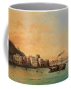View Of Ischia From The Sea Coffee Mug