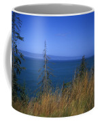 View Of Kachemak Bay, Alaska Coffee Mug