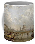 View Of London  Coffee Mug