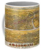 View Of Los Angeles, 1894 Coffee Mug