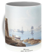 View Of Malta Coffee Mug
