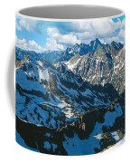 View Of Mountains, Table Mountain Coffee Mug