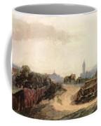 View Of Nuremberg 1497 Coffee Mug
