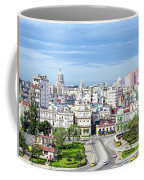 View Of Old Town Havana Coffee Mug