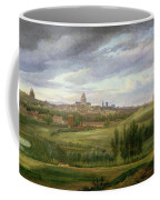 View Of Paris From Butte Aux Cailles Coffee Mug