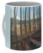 View Of Parkers Creek Coffee Mug