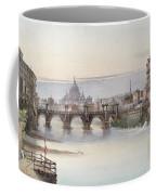 View Of Rome Coffee Mug by I Martin