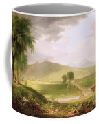 View Of Rutland - Vermont Coffee Mug by Asher Brown Durand