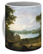 View Of Springfield Coffee Mug