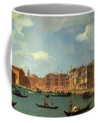 View Of The Canal Of Santa Chiara Coffee Mug