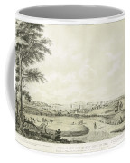 View Of The City Of New York Coffee Mug
