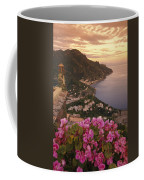 View Of The Coastline From The Hotel Coffee Mug
