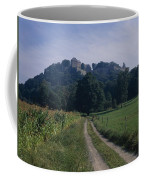 View Of The Fortress  Coffee Mug