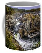 View Of The Great Falls Coffee Mug