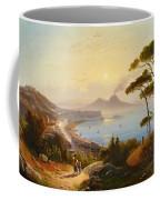 View Of The Gulf Of Naples Coffee Mug