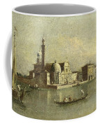 View Of The Isola Di San Michele In Venice Coffee Mug