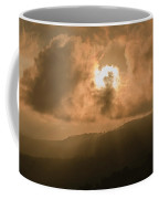 View Of The Maleny Mountains Hinterlands. Coffee Mug