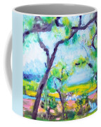 View Of The Marsh Coffee Mug