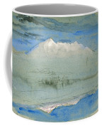 View Of The Old Man At Coniston As Seen From Brantwood House Coffee Mug