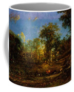 View Of The Pastures Of The Limousin 1835 Coffee Mug