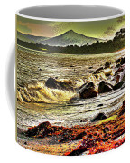 View Of The Sugarloaf Mountain From Killiney, 1b Coffee Mug