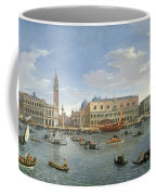 View Of Venice From The Island Of San Giorgio Coffee Mug
