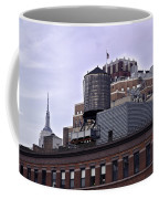 View Of Water Tank From High Line Park Coffee Mug
