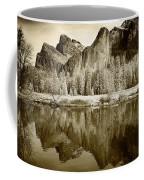 View Of Yosemite Coffee Mug