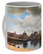 View On Delft Coffee Mug