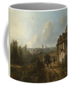 View On Montmartre Coffee Mug