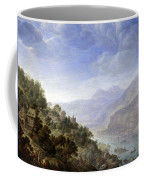 View On The Rhine Coffee Mug