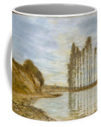 View On The Seine,  Harp Of The Winds , Homer Dodge Martin Coffee Mug