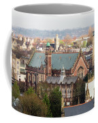 View Over Bristol With Bristol Grammar School Coffee Mug