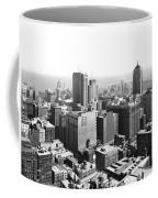 View Over Downtown Chicago Coffee Mug