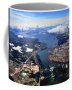 View Over Lasalle Montreal Coffee Mug