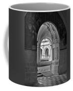 View Through An Arch Coffee Mug