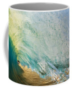 View Through Wave Tube Coffee Mug
