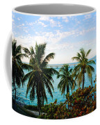 View To The 7 Mile Bridge Coffee Mug
