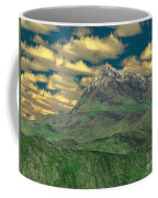 View To The Mountain Coffee Mug