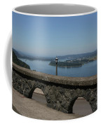 View To The West Of Crown Point Coffee Mug