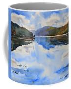 View Towards Skye Coffee Mug