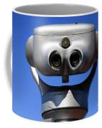 Viewing Telescope Coffee Mug