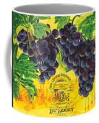 Vigne De Raisins Coffee Mug