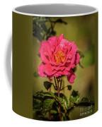 Vignetted  Rose Coffee Mug