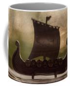 Viking Boat Coffee Mug