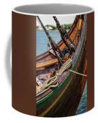Viking Ship Rigging Coffee Mug