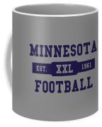 Vikings Retro Shirt Coffee Mug
